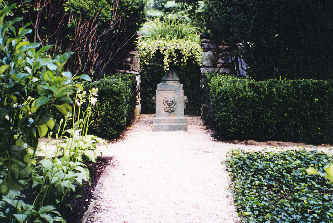 Secret Garden: Secret Garden, Greenwich, CT