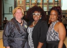 Lynn Rippy, Sierra Preston, Sherrell Jackson