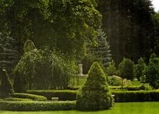 Picturesque Garden, Greenwich, CT