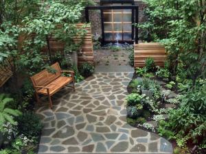 Contemplative Garden, New York, NY