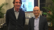 Discussion with Christian Duvernois & William Hefner at Rizzoli Bookstore