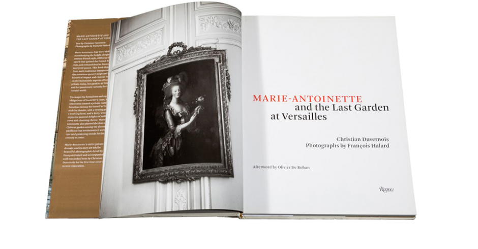 Marie-Antoinette and the Last Garden at Versailles – Title Page