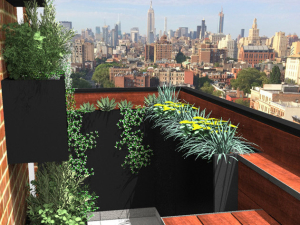 Soho Terrace, New York, NY
