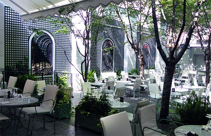 Ladur 233 E Tea Garden Soho New York