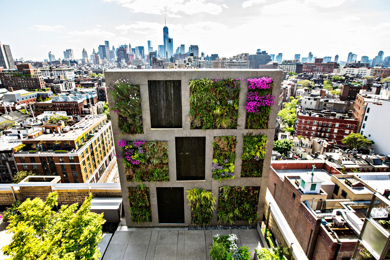 cdl/s penthouse terrace design featured in the wsj