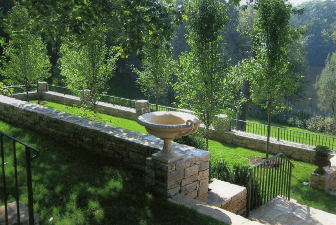Hillside Garden, Greenwich, CT