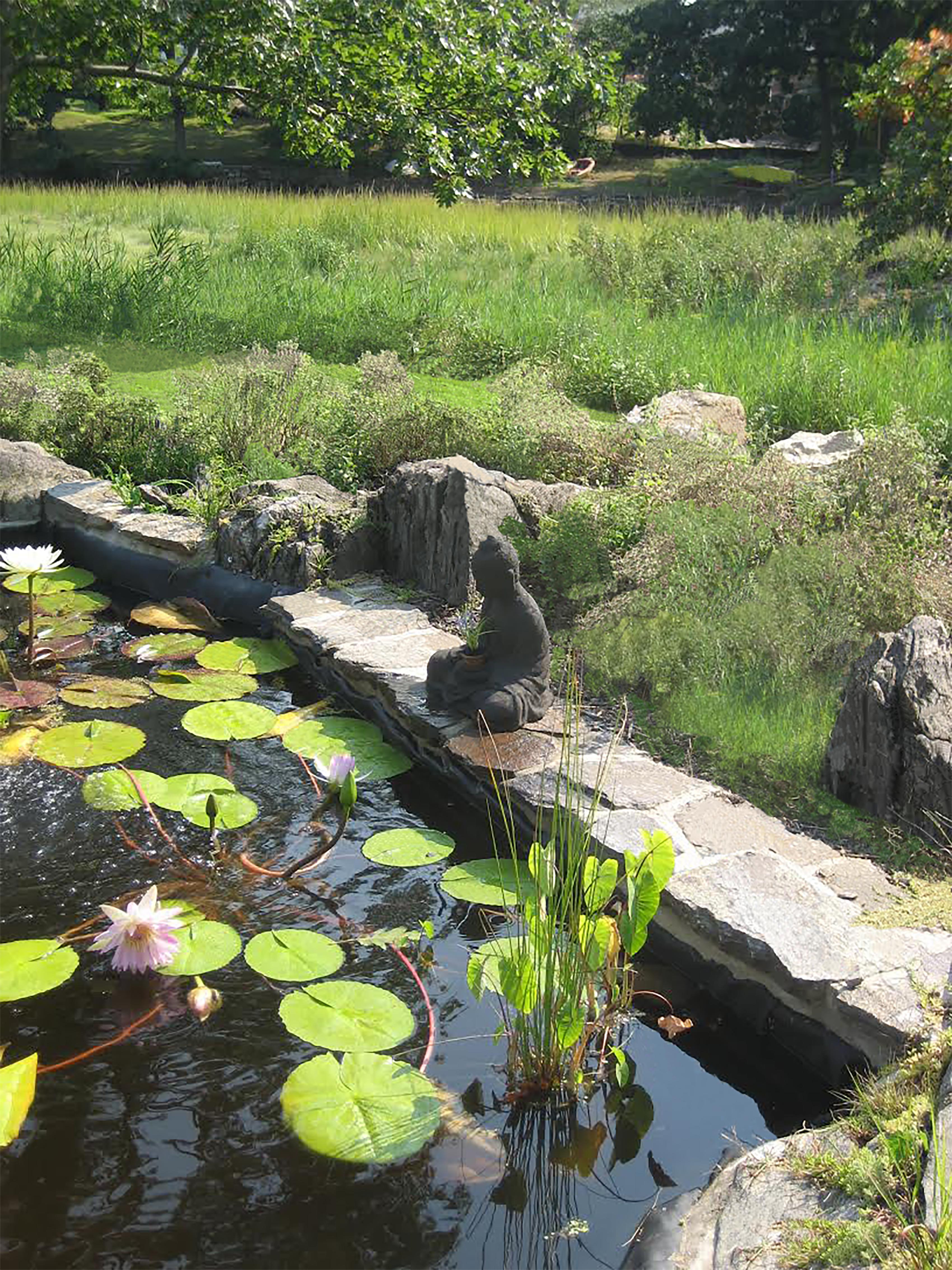 Meadow Garden, Larchmont, NY   CDL/S